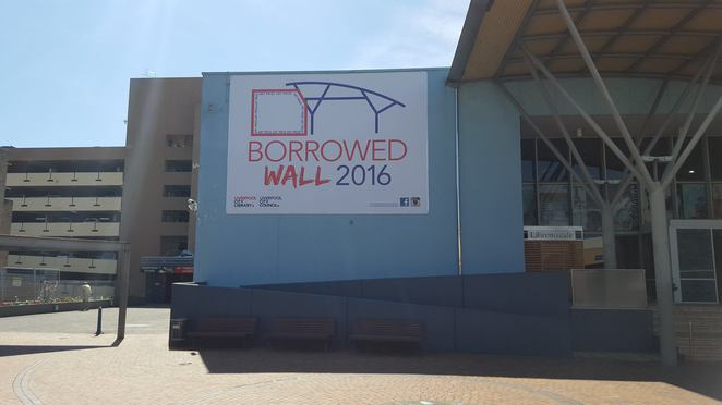 Borrowed Wall Art Prize 2016 Liverpool