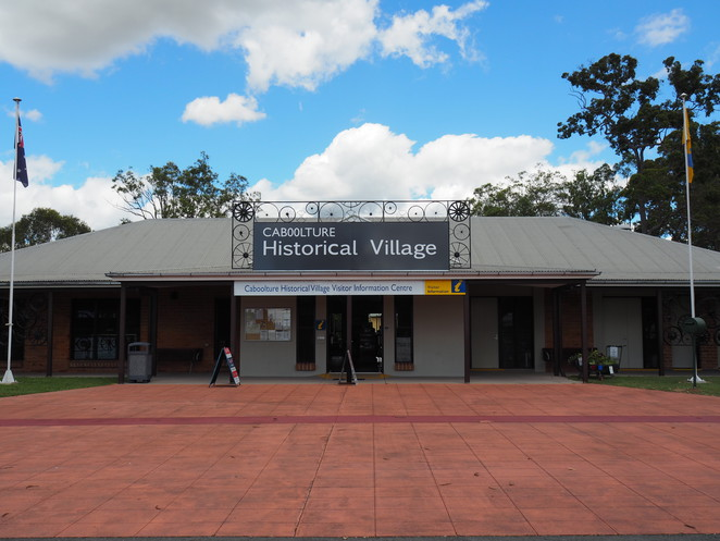 Caboolture Historical Village, Urban