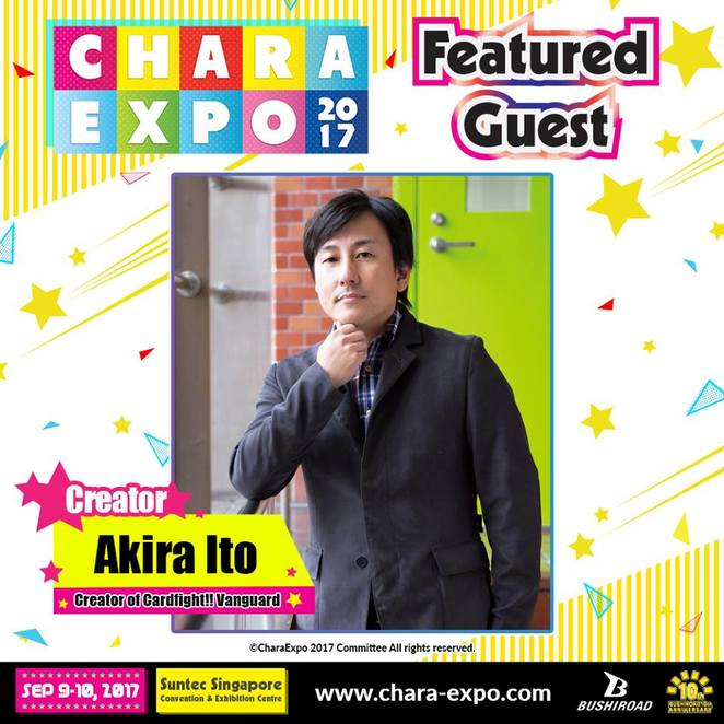 Chara Expo, Chara Expo 2017, singapore cosplay, Japanese anime, mangaka singapore
