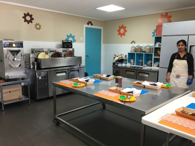 Chocolate Workshops, The Factory, Gosford