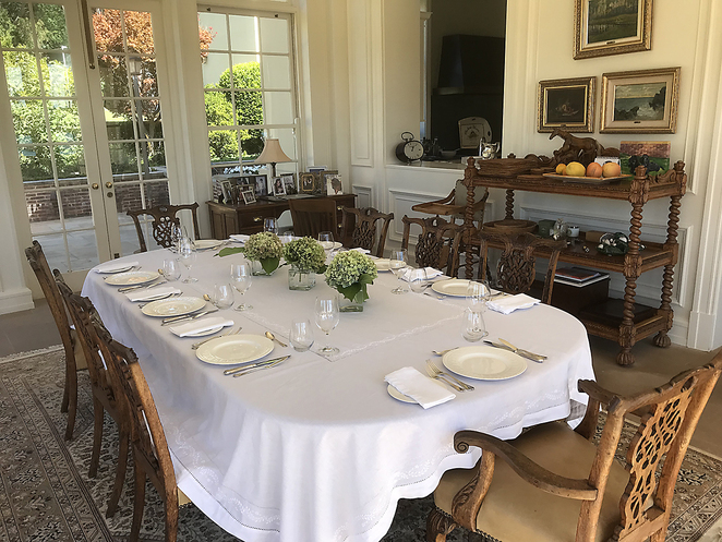 Cooking With Dorothy Gallop, Fraser Gallop, Wine, Margaret River