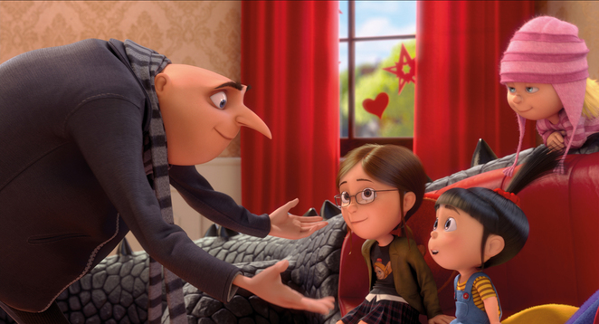 despicable me 2 carell gru