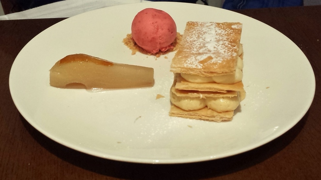 dessert Suzies restaurant lane cove