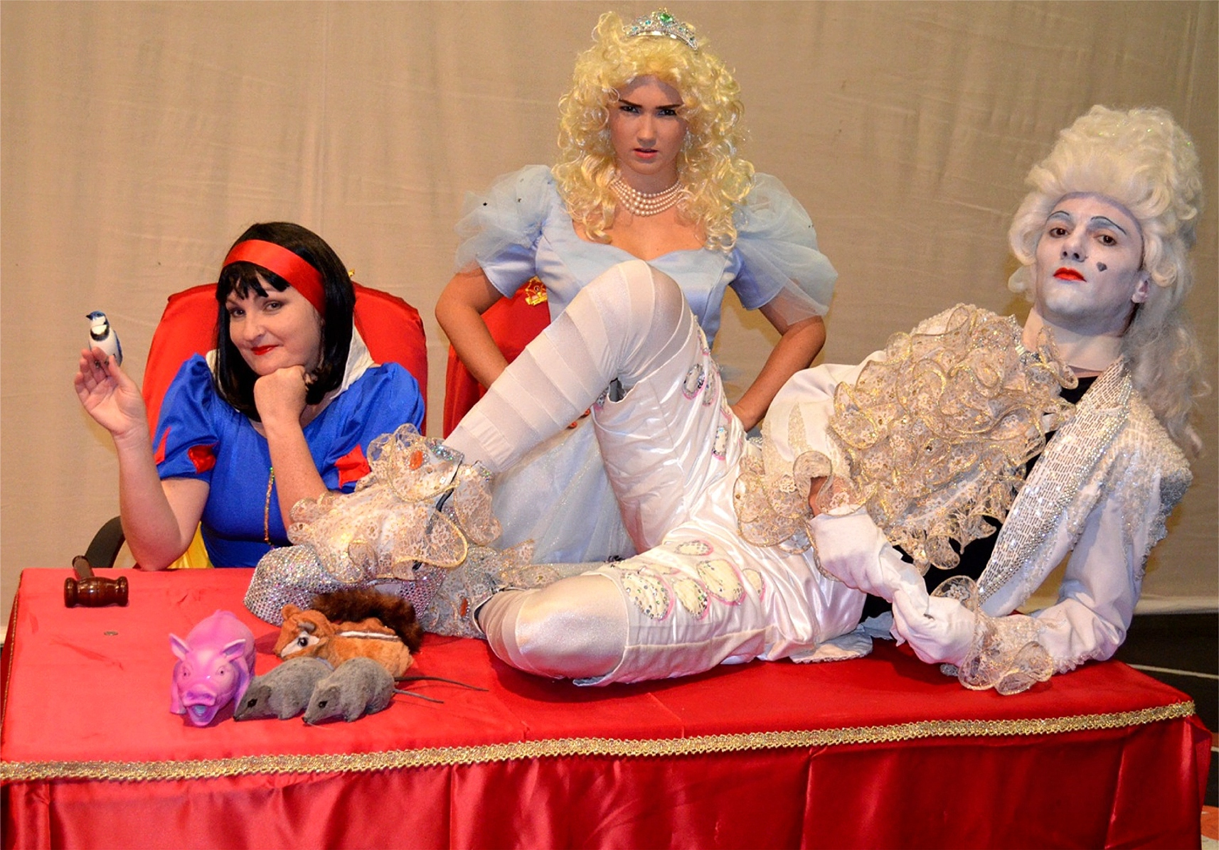 "cinderella journalism 2 days ago  ""rockin' cinderella"" — live theatre workshop, 5317 e speedway the adapted  fairy tale by tucsonan richard gremel takes place in the."