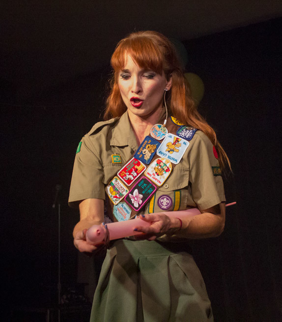 Erotic Intelligence for Dummies - Melbourne Fringe 2017 - Theatre Review