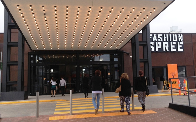 Fashion Spree Factory Outlet Liverpool