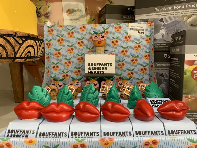 Finders Keepers in Newmarket Shopping Centre, Newmarket Shopping Centre, Eclectic Shop, Gifts Shop, Pablo & Co.