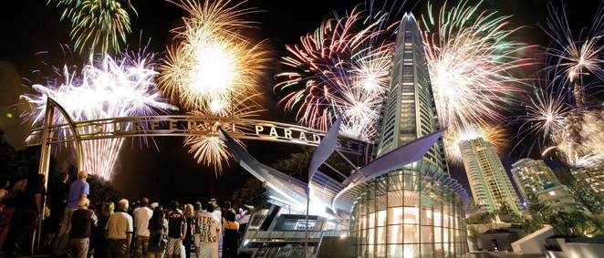 Free, Festival, Family, Christmas, New Year, Fireworks, Gold Coast