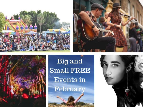 Free Perth February events