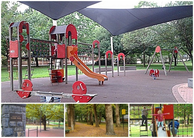 glebe park, canberra, parks, playgrounds, ACT, toddlers, smaller kids,