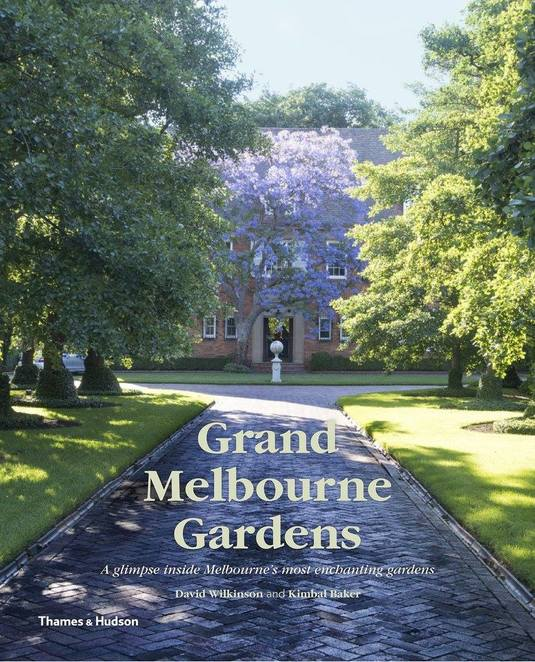 grand melbourne gardens, illustrated talk, mueller hall, natural herbarium, royal botanic gardens, birdwood avenue, rbg friends, community event, gardening event, fun thigns to do, friends of the royal botanic gardens, david wilkinson, architect and author, gardening book launch, horticultural ambitions, books for sale