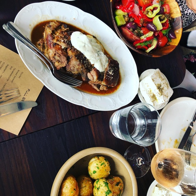 Greca, Greek food in Brisbane, best Greek Restaurant Brisbane, Howard Smith Wharves, Greek in Brisbane, Greek Food