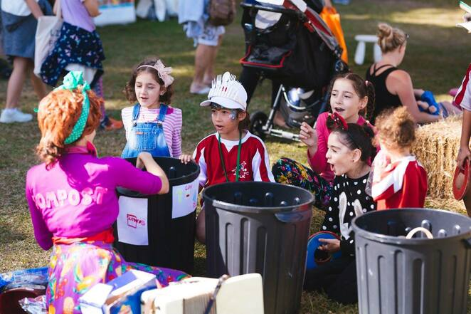 green heart fair 2019, community event, fun things to do, brisbane city council, free event, entertainment, activities, food trucks, sustainable living festival, eco friendly life, sustainability experts, market stalls, free plants, win water bottles