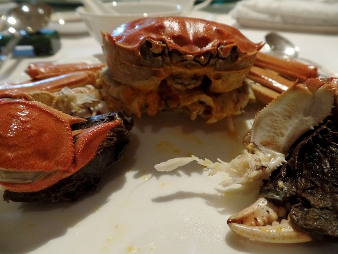 hairy crab li bai singapore