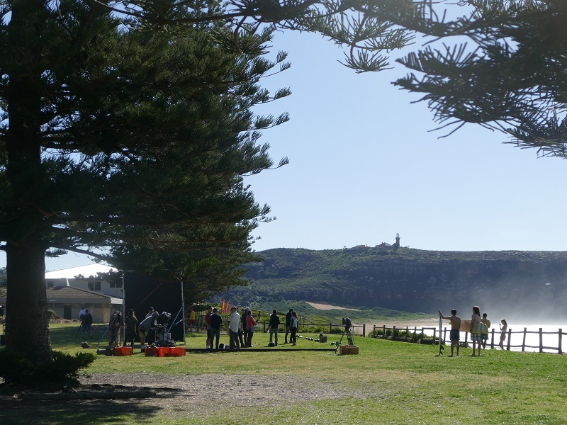 Palm Beach Home And Away Filming Days