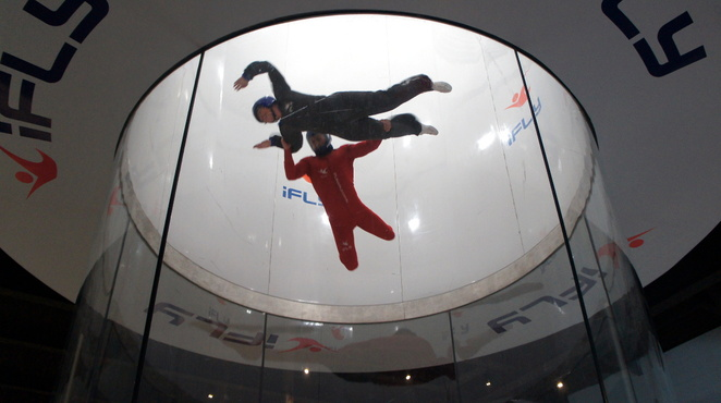 Don't forget to book your high flight for an extra adrenaline rush