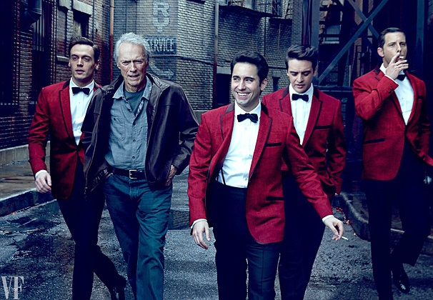 jersey boys, film, movie, movie review, film review, clint eastwood, franki valli, the four seasons, frankie valli and the four seasons