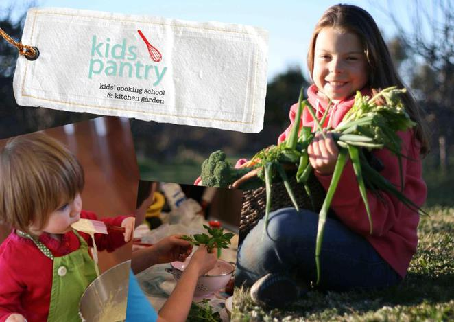 Kids Pantry, Canberra, cooking classes for kids, summer school holiday preograms,