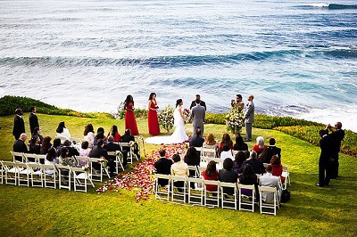 La Jolla, Cuvier Park, Wedding