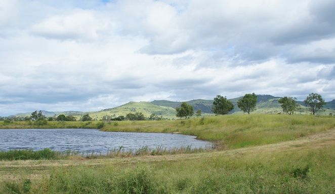 The scenic Lockyer Valley is just over an hour from Brisbane