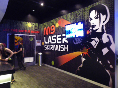 m9 laser skirmish norwood