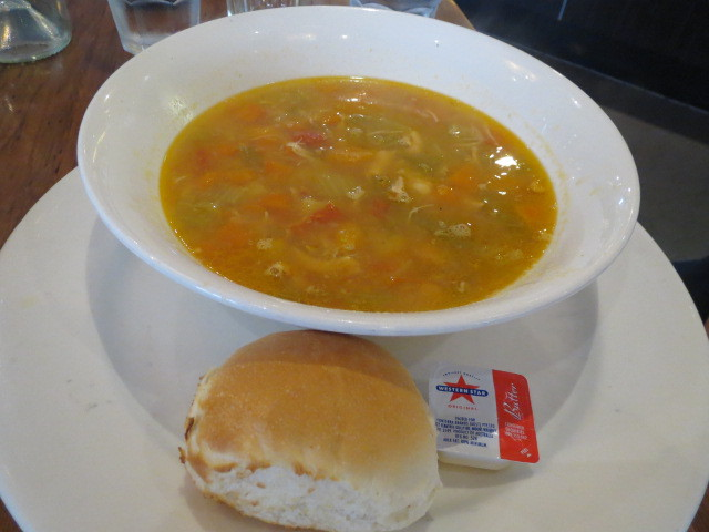 Manto Cafe, Soup of the Day, Adelaide