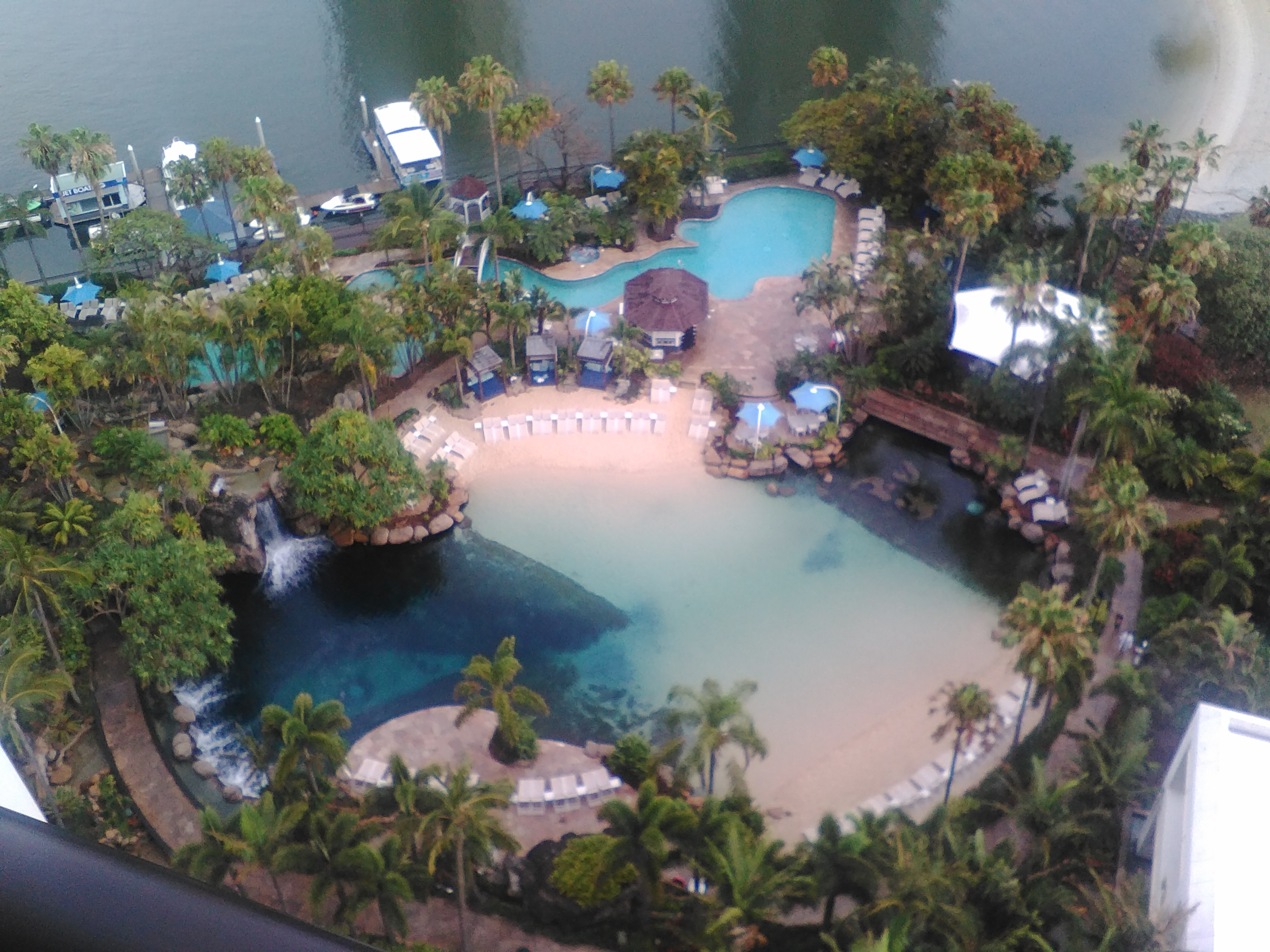 Surfers Paradise Marriott Resort And Spa Swimming Pools