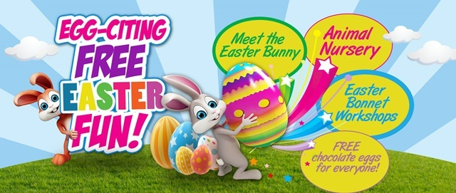 Meet,the,Easter,Bunny