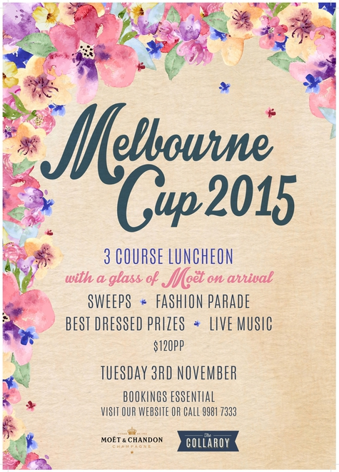 Melbourne Cup Day Lunches Northern Beaches, Collaroy Hotel