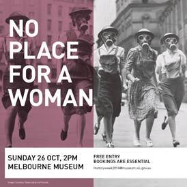 melbourne event, melbourne history, history week, historical, learn, fun, free event, free, things to do