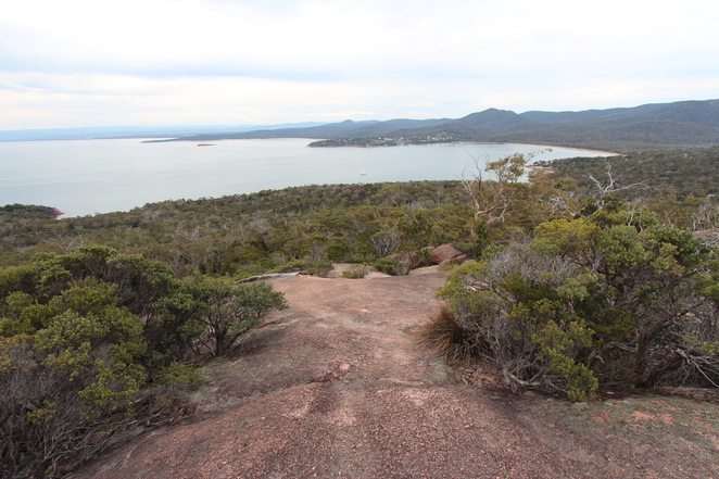 Mt Amos, Freycinet National Park