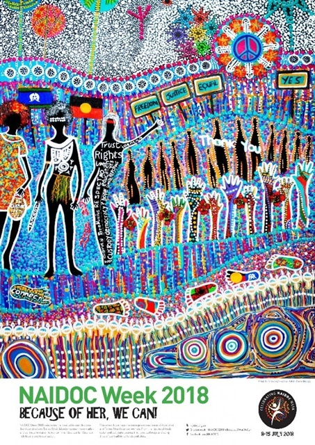 NAIDOC,events,in,Fremantle