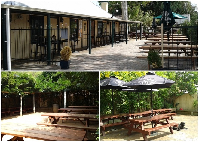 old canberra inn, canberra, beer garden, ACT, best beer garden, outdoor, historical pub, lyneham,