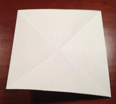 Origami Fortune Teller Chatterbox