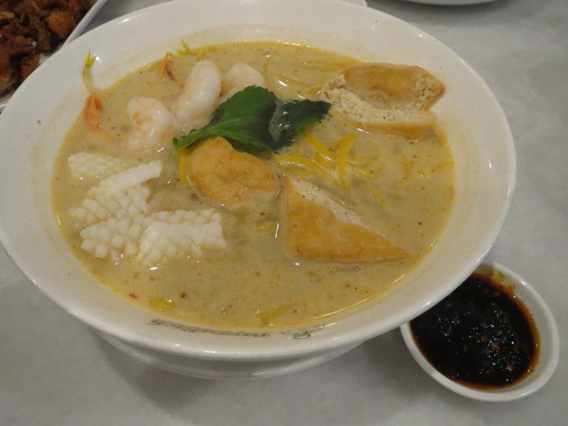 Papparich Spring Collection, Pappa White Curry Mee, Adelaide