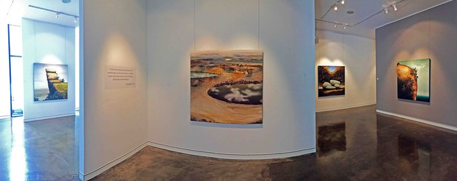 Pathway to Solitude, A Solo Exhibition by Christopher Lees