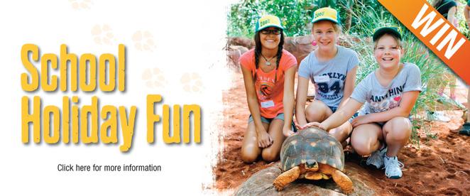 Image courtesy of the Perth Zoo website