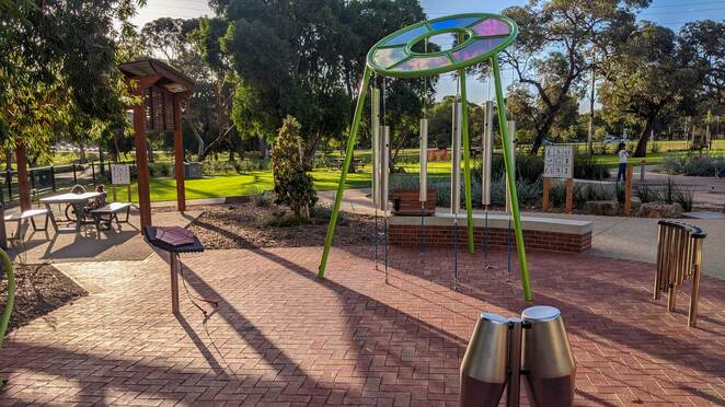 playground, adelaide, park lands, accessible, disability, kids, picnic