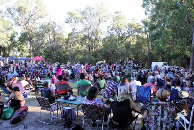 Roleystone Christmas Twilight Concert in the Park