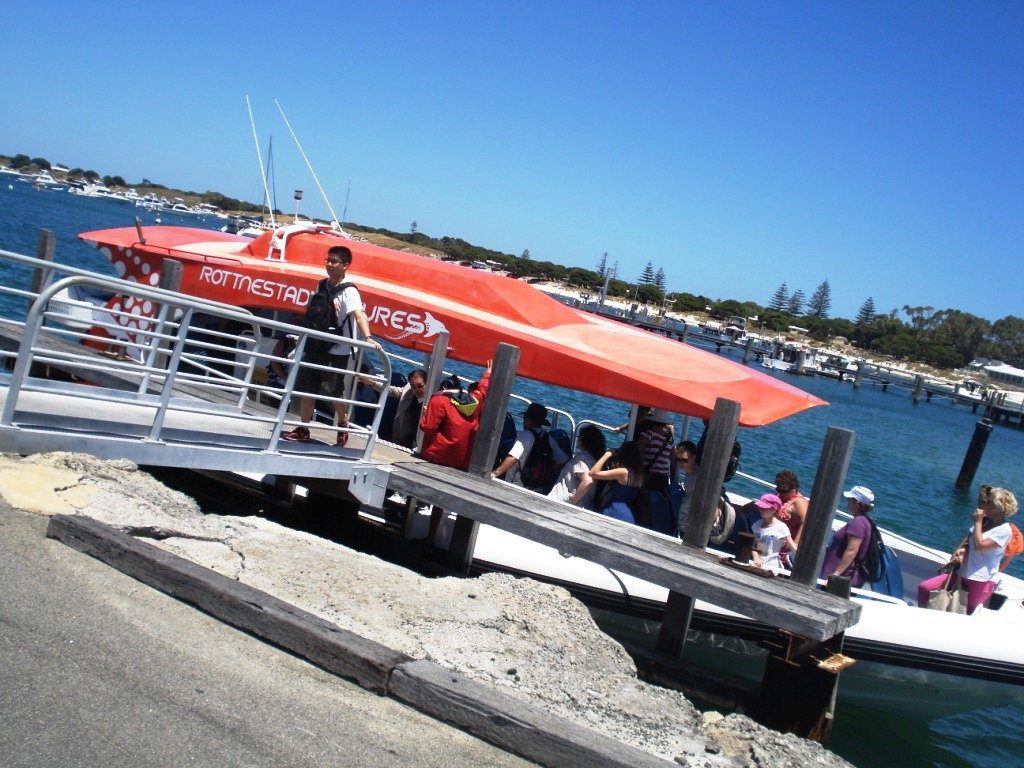 Perth Ferry Tours