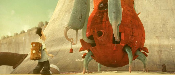 Shaun Tan's 'The Lost Thing'