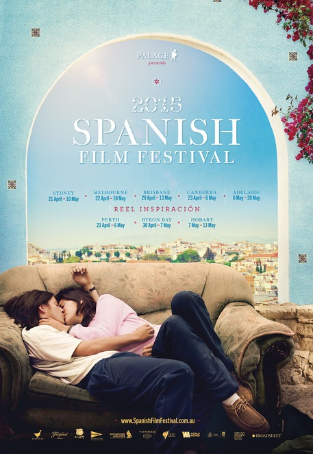 spanish film festival poster palace cinema romance