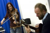 Sting with Kathryn Tickell at The Sage 2009