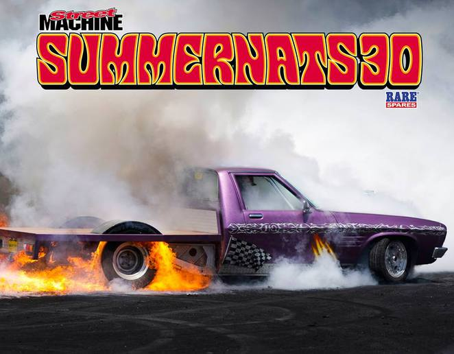 summernats, canberra, ACT, january 2017, events, summer, festivals,