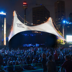 symphony in the domain sydney festival