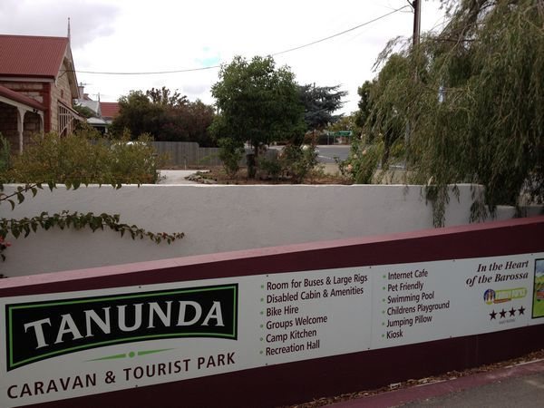 tanunda, caravan, tourist, camping, camp, park, barossa, valley, accommodation, stay,