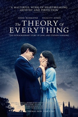 The Theory of Everything, movie review