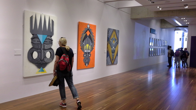 things to do in your lunch hour, adelaide city, galleries