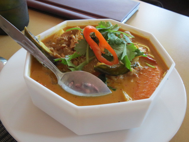 Tiger Lily Cafe, Tiger Lily Curry, Adelaide