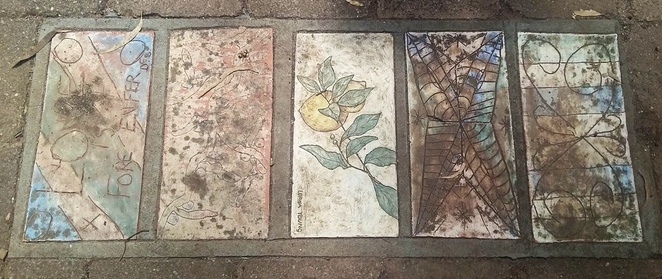 Tiles in the Park